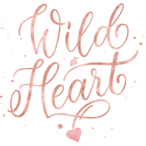 Wild at Heart. Rosegold