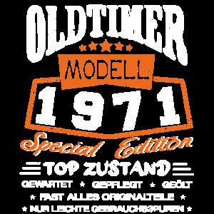 Oldtimer Modell 1971