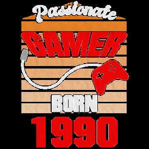 Geboren 1990 Und Die Leidenschaft Gaming