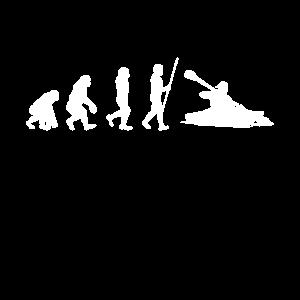 Kajak Evolution Kayaking Kanu