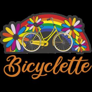 Bicyclette Fahrrad Damenfahrrad