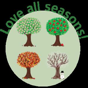 Love all seasons!