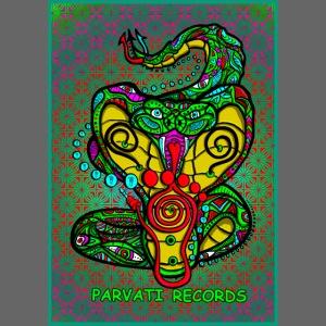 Parvati Cobra Snake by Hamster Art