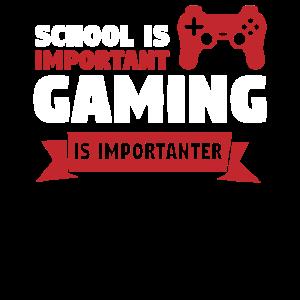 Gaming-Schule Gaming-Spiel Geschenk