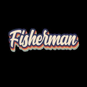 Fisherman Vintage Colors