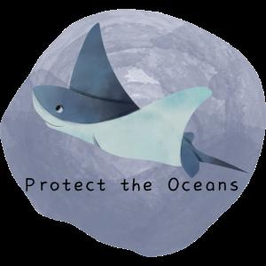 Protect the Oceans | Schützt die Ozeane | Rochen
