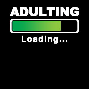 Erwachsen werden