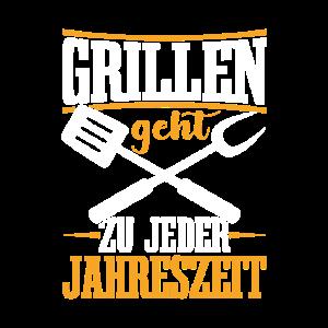 Grillsaison Grillparty Grillen Griller Geschenk