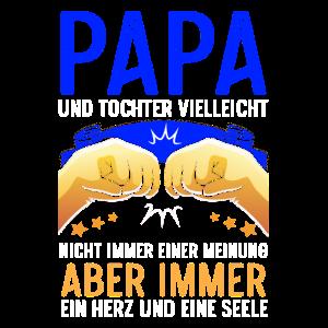 Papa und Tochter Faust