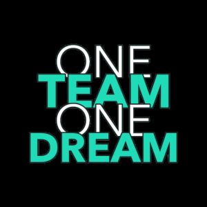 Ein Team Ein Traum Teamsport Spruch
