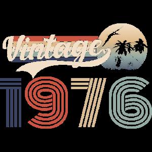 45. Geburtstag Vintage