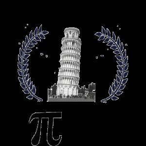 """Mathe Lehrer """"schiefer Turm von Pisa"""""""