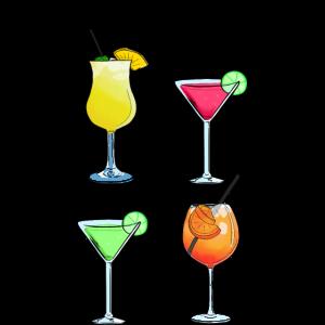 Cocktails Angebot Cocktailarten