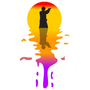 Practical Shooter Sunset