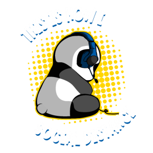 Gaming Panda Bär Social Distancing Zocken Gamer