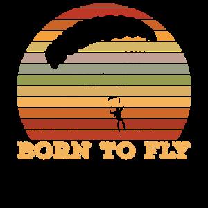 Geboren, um zu fliegen