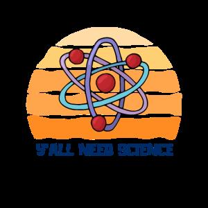 Sie Alle Brauchen Wissenschaft