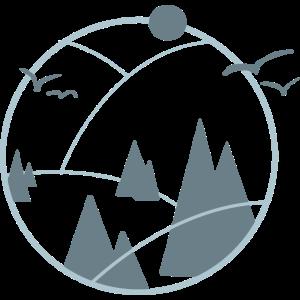 Berg Wald Reisen Geschenk Wandern