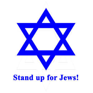 Stand up for Jews