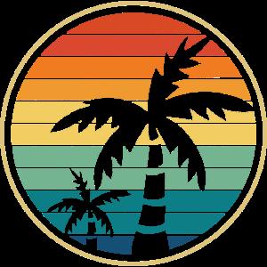 Palme Palmen Strand