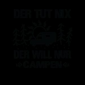 Der Tut Nix Der Will Nur Campen Pickup Camper