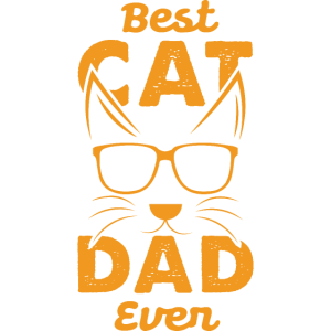 Best Cat Dad Ever, Cat Daddy Gift