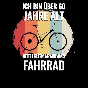 60 Jahre Geburtstag Fahrrad