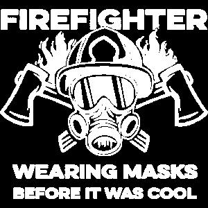 Feuerwehr Lustiger Spruch für einen Feuerwehrmann