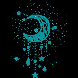 Mond Traumfänger