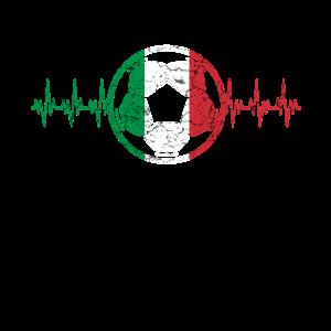 Italien Fussball Fan