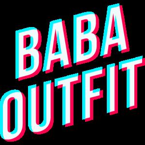 Baba Outfit - Tiktok Style