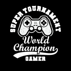 Super-Turnier-Weltmeister-Spieler