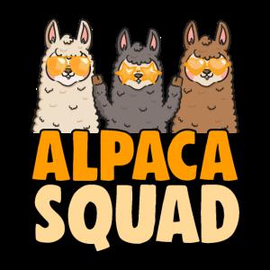 Alpaca Squad