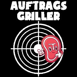 Auftragsgriller - Grill Grillen Grillmeister BBQ