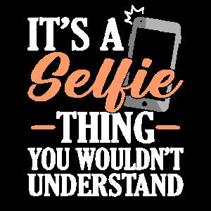 It's A Selfie Thing Funny Selfie Meme