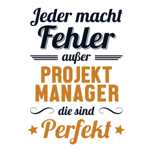 Projektmanager sind Perfekt IT-Projektleiter