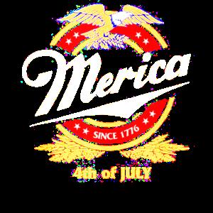 Merica Seit 1776, Lustiger 4. Juli, 4. Juli