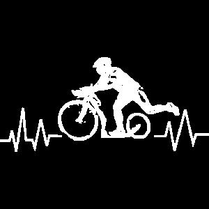Tretroller Herzschlag