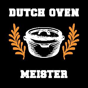 Dutch Oven Meister Dopfen Geschenk