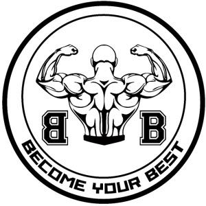 BYB logo black