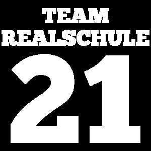 Team Realschule 2021 Abschluss Spruch
