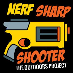 Nerf Sharp Shooter Camper Becher