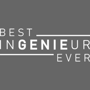 Ingenieur Genie Maschinenbau Shirt Geschenk