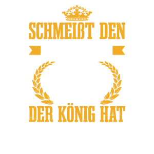 Grillen König Grillparty Barbecue Grill