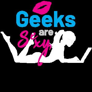 Geeks sind sexy