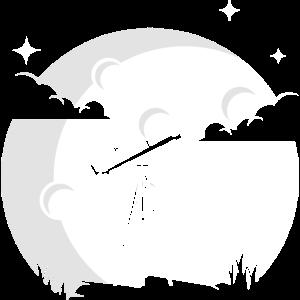 Teleskop Mond Astronomie Sonnensystem Wissenschaft