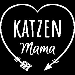 Katzen Mama