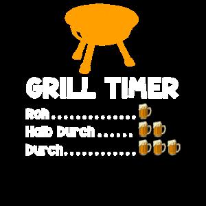 Grillen Grillmeister Griller Geschenk