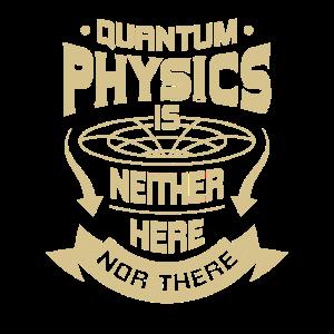 Quantenphysik Physik Physiker Geschenk
