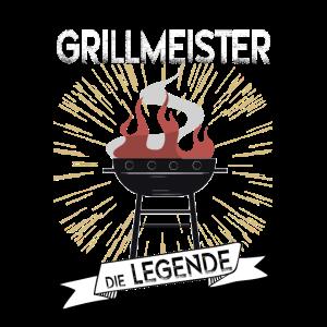 Grillmeister - die Legende